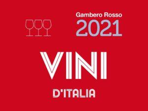 2 Bicchieri sulla guida Vini d'Italia 2021 del Gambero Rosso
